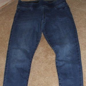 Old Navy Rockstar Blue Jeans, Size 4